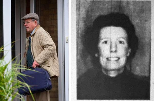Người phụ nữ biến mất không dấu vết lúc chồng ngủ, 37 năm sau được tìm thấy ngay trong nhà, hé lộ tội ác khó dung thứ của hung thủ-1