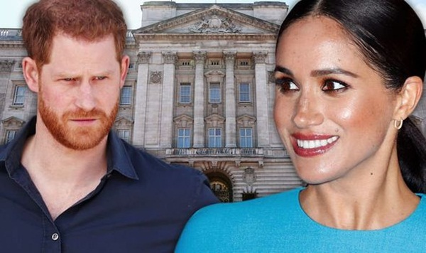 Bị tố đặt tên cho con gái mà không xin phép Nữ hoàng Anh, nhà Meghan chính thức phản hồi trong khi chuyên gia vạch trần sự toan tính của cặp đôi-1