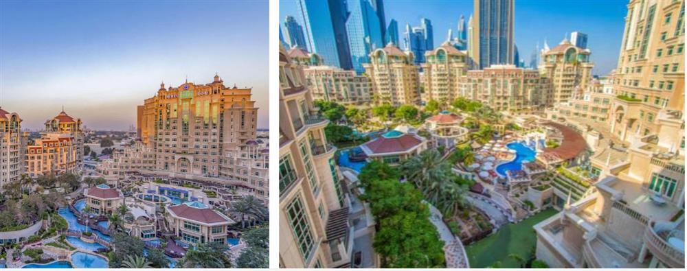 Choáng ngợp với hình ảnh khách sạn 5 sao mà đội tuyển Việt Nam ở tại Dubai-2
