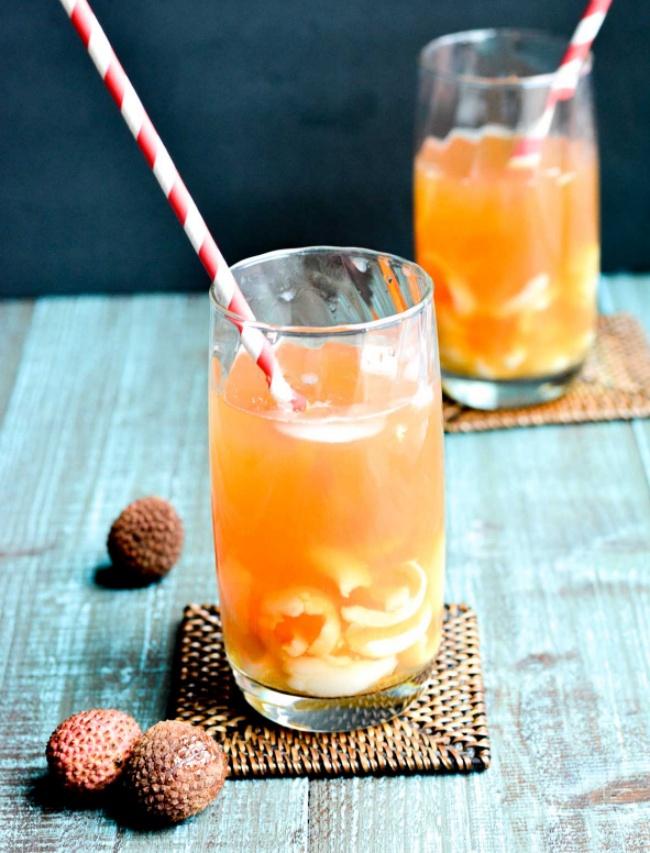 5 cách pha trà trái cây mùa hè đánh bay cái nóng, từ trà mận đến trà vải đều ngon tuyệt-2