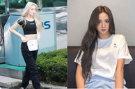 4 kiểu áo phông sao Hàn nào cũng diện, bạn sắm hết thì sẽ sành điệu từ công sở ra phố