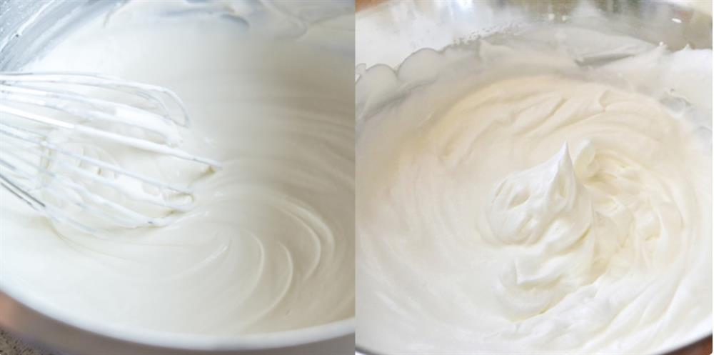 Cách làm bánh bông lan cuộn dâu tây vừa mềm xốp, lại thơm ngon cực phẩm như ngoài hàng-14