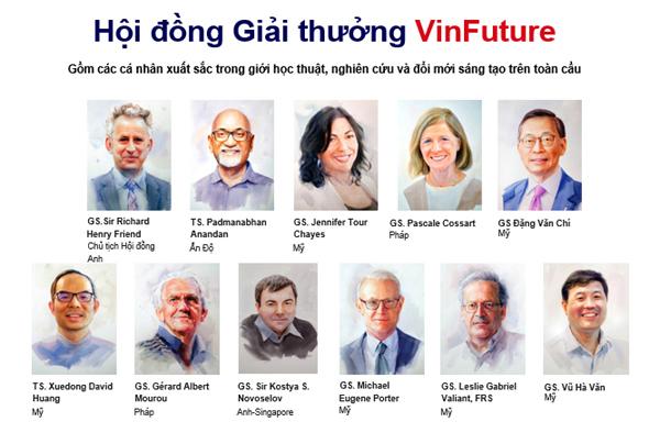 Giải VinFuture 'gây sốt' giới khoa học, 4 tháng nhận 600 đề cử-2