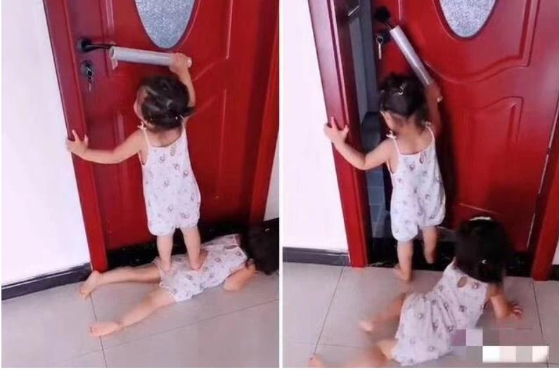 Ai nói đẻ con gái cho bớt quậy? Mẹ bỉm sữa chia sẻ hình ảnh cặp song sinh với những trò quậy phá có đôi khiến cô toát mồ hôi hột-2