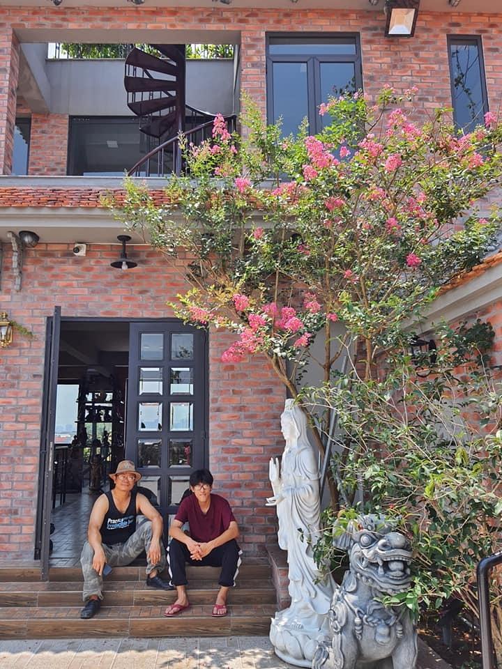 Nhà cổ nằm trên nóc biệt thự gần 500m2 ở Hà Nội-7
