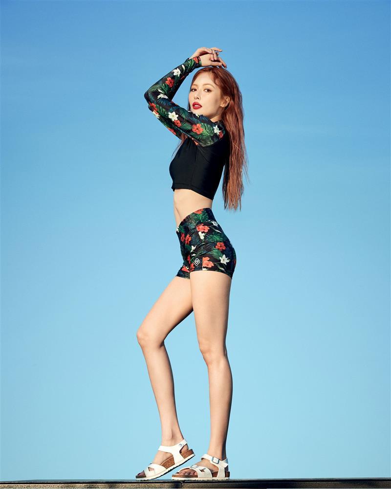 Body đẹp nhất xứ Kim chi, bảo sao 10 mỹ nhân này có lên đồ đơn giản cũng sexy hết nấc-4