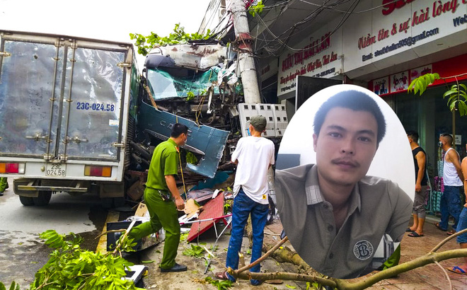 Tài xế container đánh lái cứu 2 người, tông vào nhiều nhà dân xin dừng nhận tiền hỗ trợ-1