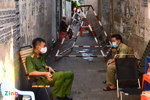 Phát hiện chùm ca bệnh gồm 17 người chưa rõ nguồn lây ở huyện Củ Chi-1
