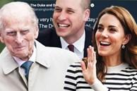 Vợ chồng Công nương Kate có động thái tinh tế nhân sinh nhật 100 tuổi của cố Hoàng tế Philip, trái ngược hoàn toàn với nhà Meghan
