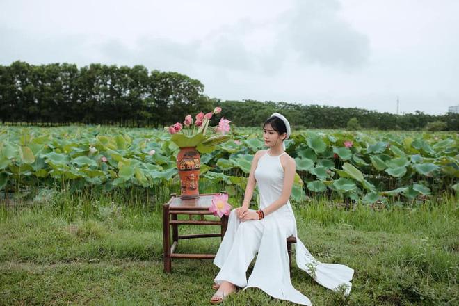 Con gái Hiệp Gà 17 tuổi: Phổng phao, cao lớn, được khuyên đi thi Hoa hậu-1