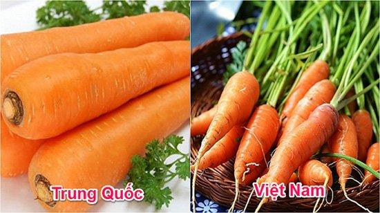 20 cách phân biệt rau củ Trung Quốc và Việt Nam, nắm chắc để tránh mua nhầm-2