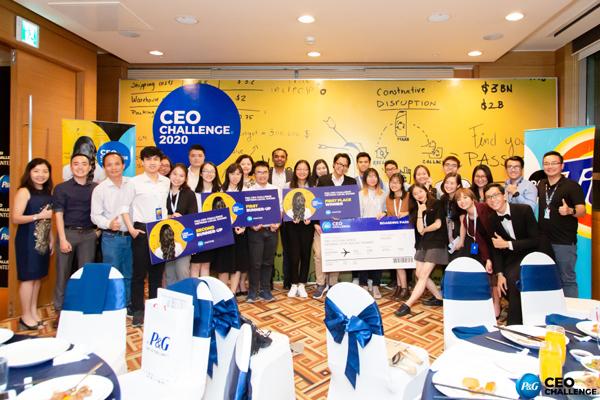 3 nữ sinh Việt giành ngôi Á Quân cuộc thi P&G CEO Challenge 2021 toàn cầu-3