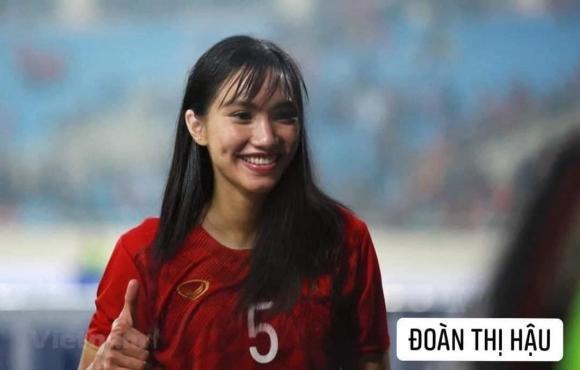 Dân mạng cười xỉu với loạt ảnh các cầu thủ đội tuyển bóng đá Việt Nam được chế ảnh thành con gái-2