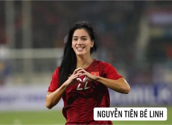 Dân mạng cười xỉu với loạt ảnh các cầu thủ đội tuyển bóng đá Việt Nam được chế ảnh thành con gái-4