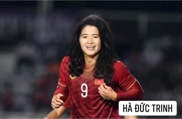 Dân mạng cười xỉu với loạt ảnh các cầu thủ đội tuyển bóng đá Việt Nam được chế ảnh thành con gái-5
