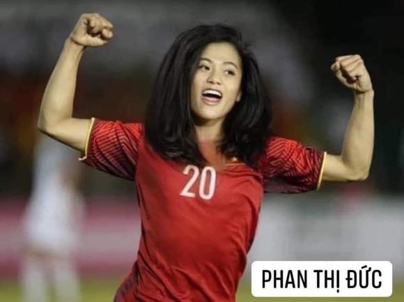 Dân mạng cười xỉu với loạt ảnh các cầu thủ đội tuyển bóng đá Việt Nam được chế ảnh thành con gái-6