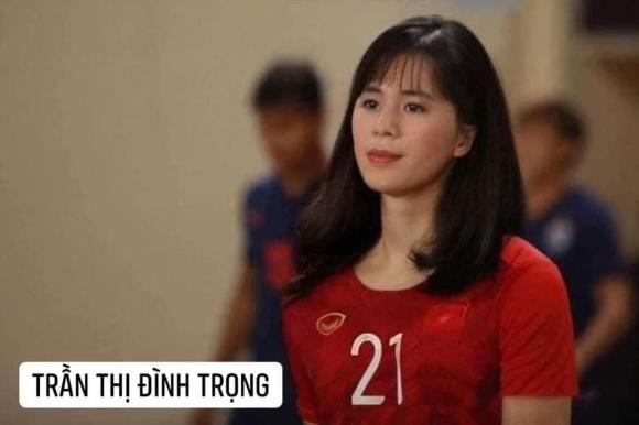 Dân mạng cười xỉu với loạt ảnh các cầu thủ đội tuyển bóng đá Việt Nam được chế ảnh thành con gái-13