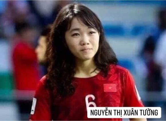 Dân mạng cười xỉu với loạt ảnh các cầu thủ đội tuyển bóng đá Việt Nam được chế ảnh thành con gái-14