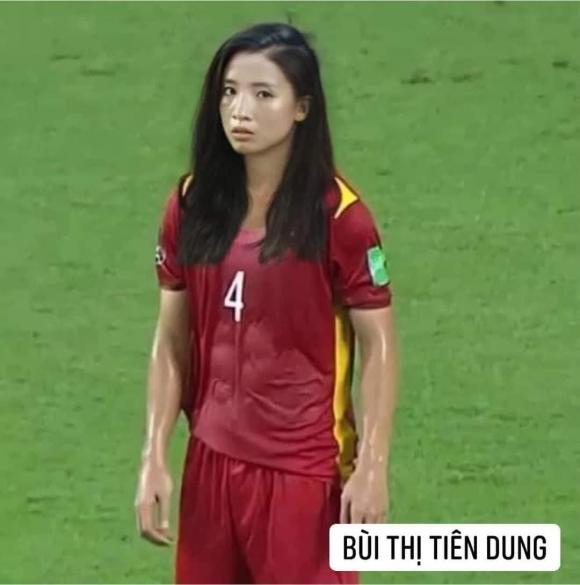 Dân mạng cười xỉu với loạt ảnh các cầu thủ đội tuyển bóng đá Việt Nam được chế ảnh thành con gái-8
