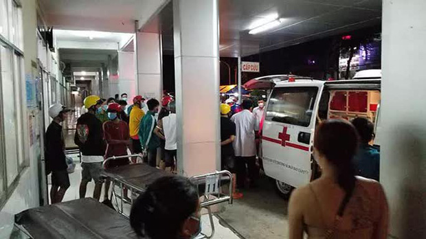 Truy sát tại bệnh viện khiến 1 người chết, 2 bị thương-1