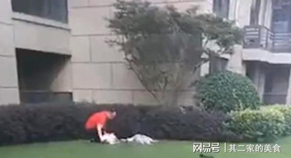 Hai chị em rơi từ tầng 26 xuống đất tử vong tại chỗ, người thân ôm thi thể khóc ngất, cảnh tượng tại hiện trường gây ám ảnh-1