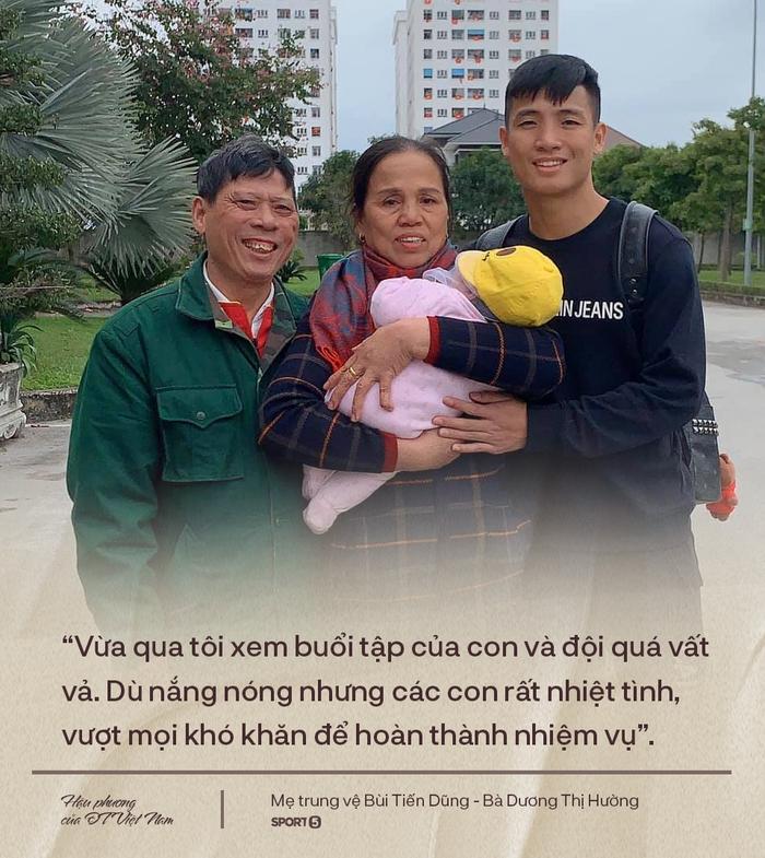 Bố mẹ cầu thủ tuyển Việt Nam: Thương các con vất vả, nhưng hãy vượt mọi khó khăn vì nhiệm vụ Tổ quốc-2