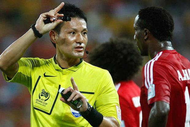 Profile trọng tài Nhật Bản bắt chính trận Malaysia vs Việt Nam: Từng đến V.League làm việc, gắn với kỷ niệm đáng quên của HLV Park Hang-seo-1