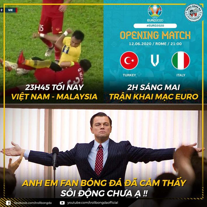 Biếm họa 24h: Người hâm mộ bóng đá Việt Nam sẵn sàng quẩy xuyên đêm-1