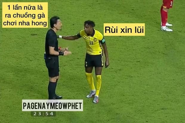 Việt Nam thắng Malaysia, meme cười bể bụng đánh chiếm khắp mạng xã hội-2