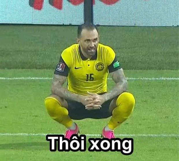 Việt Nam thắng Malaysia, meme cười bể bụng đánh chiếm khắp mạng xã hội-13