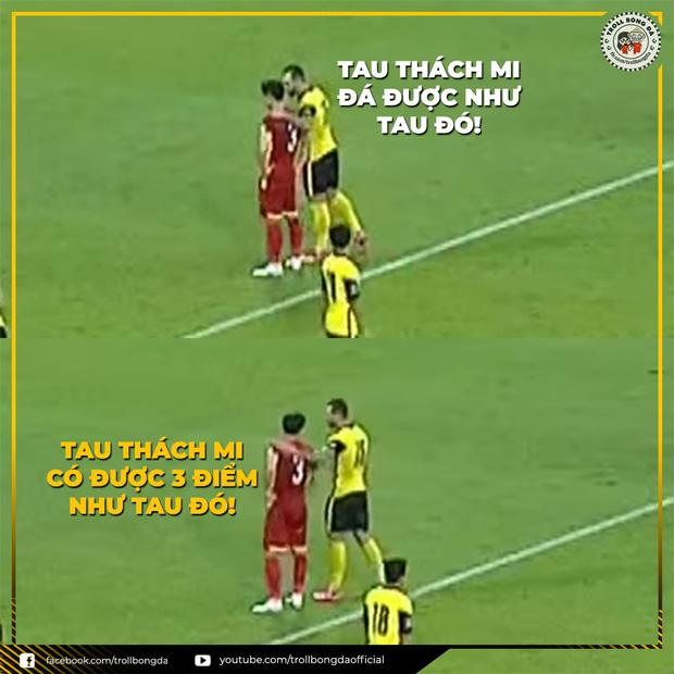 Việt Nam thắng Malaysia, meme cười bể bụng đánh chiếm khắp mạng xã hội-14