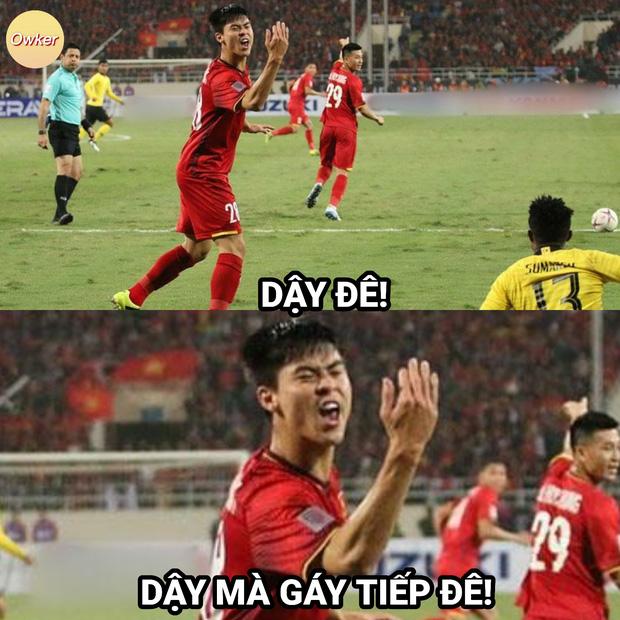 Việt Nam thắng Malaysia, meme cười bể bụng đánh chiếm khắp mạng xã hội-17