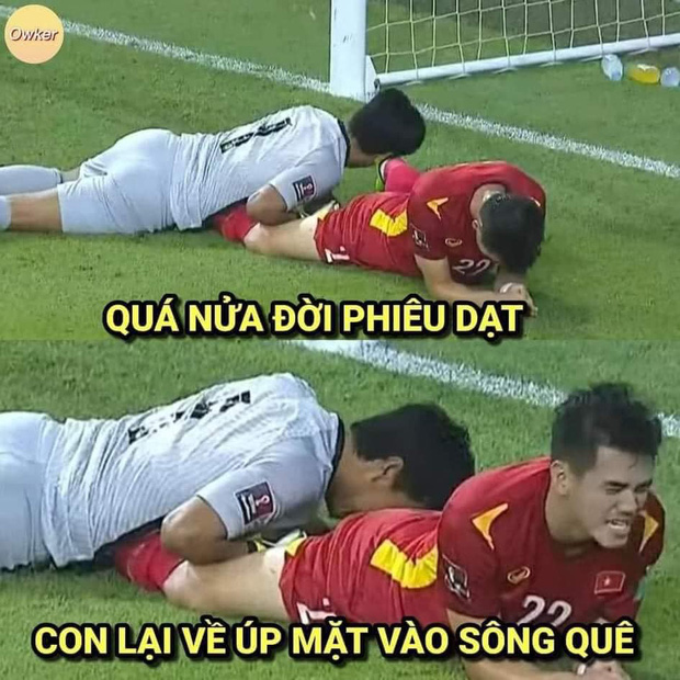 Việt Nam thắng Malaysia, meme cười bể bụng đánh chiếm khắp mạng xã hội-21