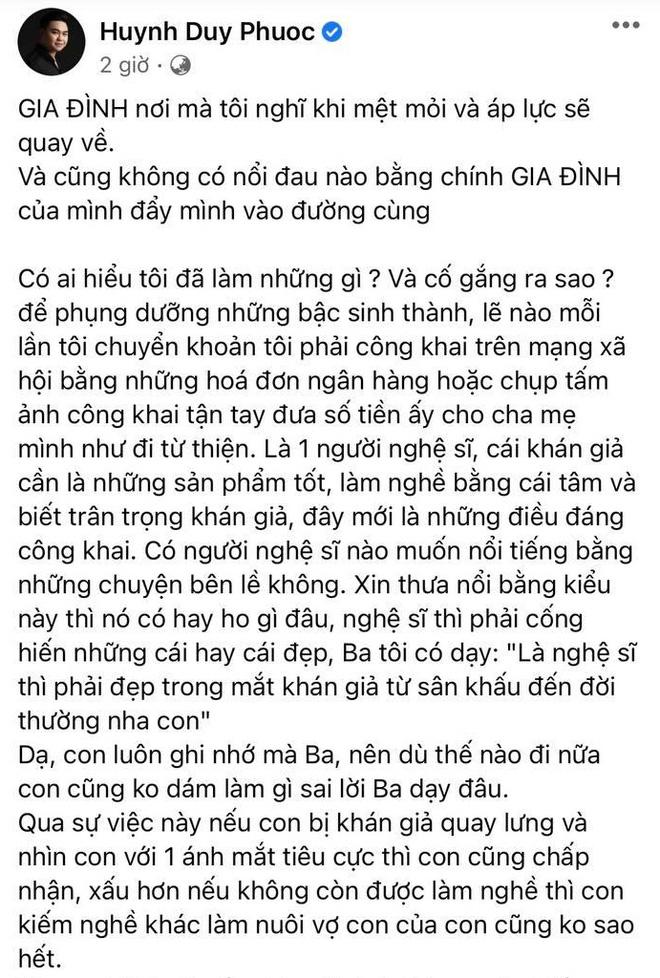 NS Duy Phương bị chỉ trích xin xỏ, khiến con cái và Lê Giang nhận gạch đá vì không nuôi bố, chính chủ bức xúc lên tiếng-3