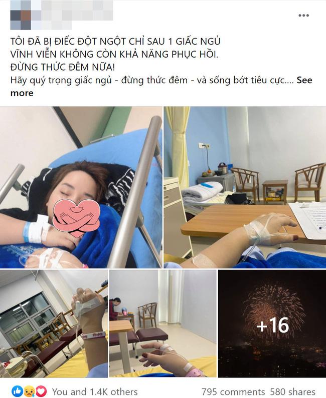 Cô gái Hạ Long bị điếc vĩnh viễn chỉ sau một giấc ngủ: Bác sĩ nói nguyên nhân chính là thói quen sống hàng triệu người trẻ đang có-2