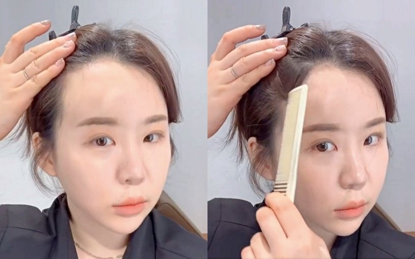 Học ngay cách tự cắt tóc để không lộ hói đầu cực đơn giản chỉ với 4 bước-5