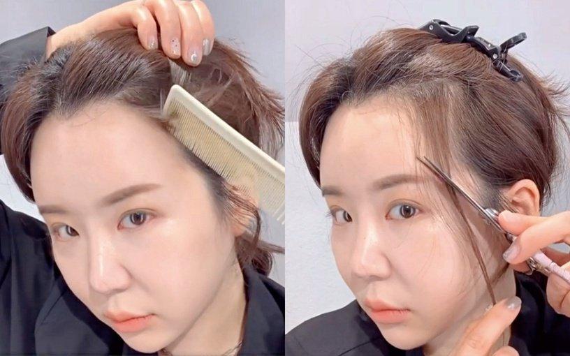 Học ngay cách tự cắt tóc để không lộ hói đầu cực đơn giản chỉ với 4 bước-8