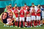 Tiền vệ Christian Eriksen đột quỵ ngay trong trận đấu Euro 2020: 10 năm một cuộc tình cùng cô nàng làm tóc