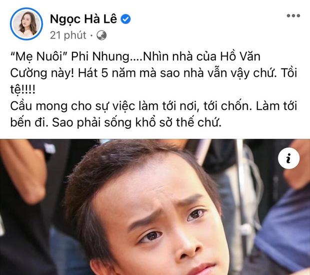 Bà xã Công Lý trách Phi Nhung khi nhìn thấy căn nhà của Hồ Văn Cường ở quê, bức xúc đến nỗi thốt lên hai chữ tồi tệ-1