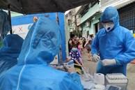 Bà bán rau ở vùng dịch Hà Nội phát hiện mắc COVID-19 khi về Phú Thọ thăm họ hàng