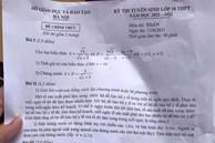 Đề thi vào lớp 10 môn Toán 2021 Hà Nội: Đề cơ bản, sẽ nhiều điểm 9, 10