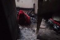 Nghịch lửa, bé trai 8 tuổi gây cháy nhà, chết thảm