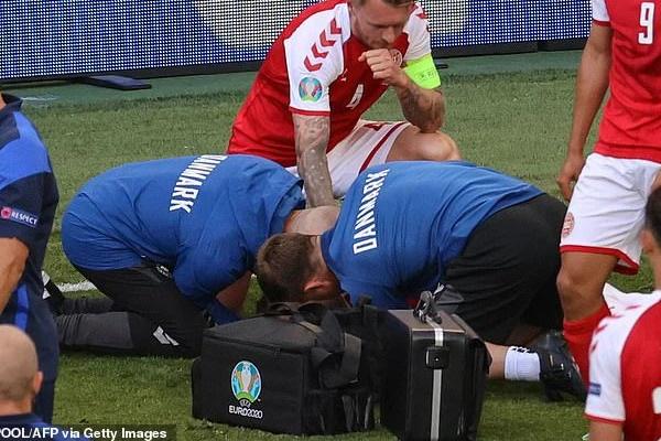 Dù đã tỉnh lại, Eriksen nhiều khả năng sẽ phải giải nghệ sau cú đột quỵ kinh hoàng tại Euro 2020-3