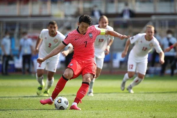 Nóng: Siêu sao Son Heung-min ghi bàn, Hàn Quốc giúp Việt Nam rộng cửa đi tiếp ở vòng loại World Cup 2022-1