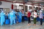 Hà Nội: Đội trưởng Đội vệ sĩ BVĐK Đức Giang dương tính SARS-CoV-2-1