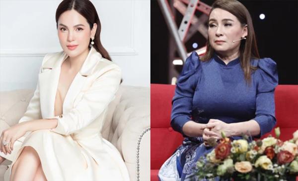 Hoa hậu đại gia livestream mắng Phi Nhung là mẹ nuôi vô cảm, khốn nạn-2