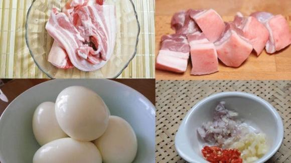 Mẹo nhỏ khi làm thịt kho tàu: Thêm vài giọt này món ăn mềm ngon, mỡ trong veo tan ngay trong miệng-1