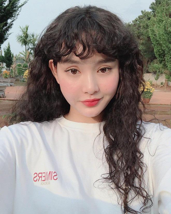 Để tóc xù mì đẹp nhất Vbiz chắc chắn là Khánh Linh!-2