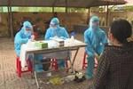 Hà Nội: Phát hiện 3 ca dương tính SARS-CoV-2, trong đó 2 ca ở Đông Anh, 1 ca ở Long Biên-2