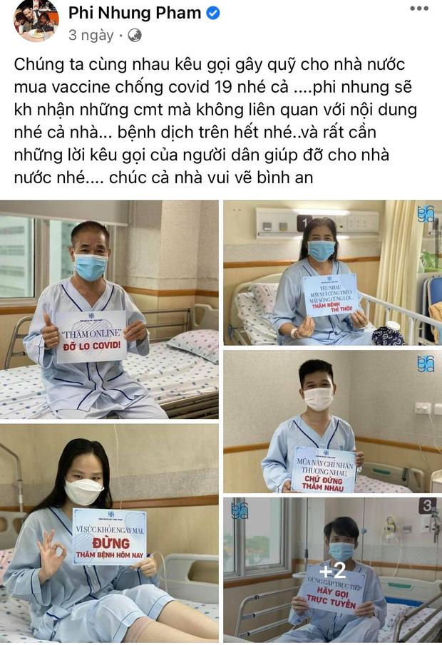 Giữa liên hoàn thị phi với gia đình con nuôi Hồ Văn Cường, Phi Nhung lộ diện với thần sắc và hoạt động gây chú ý-4